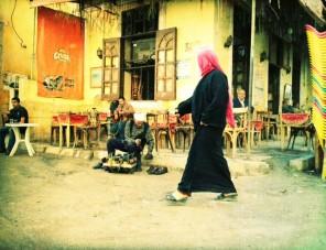Alexandria street scene, iPhoneography