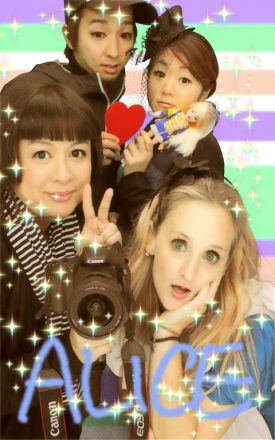 Photostickers from Harajuku