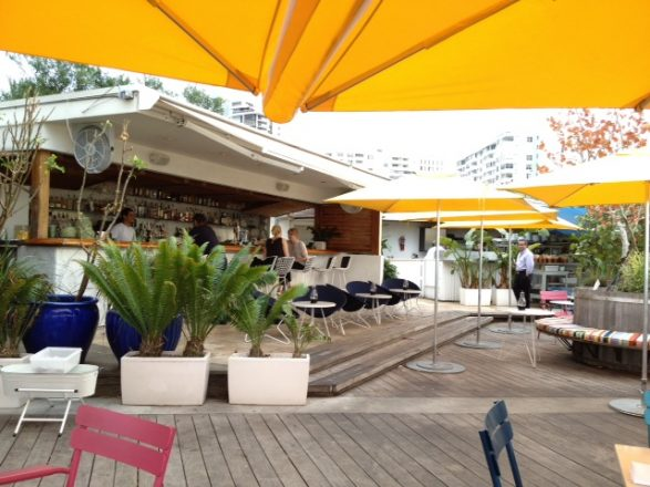 The Lido Restaurant at The Standard Miami