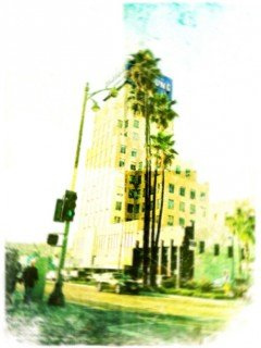 Wilshire Blvd., mobile Photography, Los Angeles