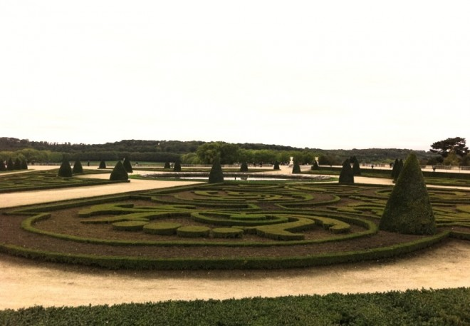 A-mazing Versailles, Mobile photography
