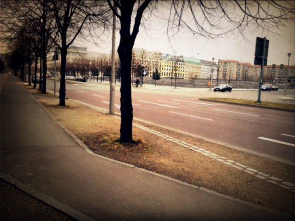 Tiergarten picture from my iPhone 4s