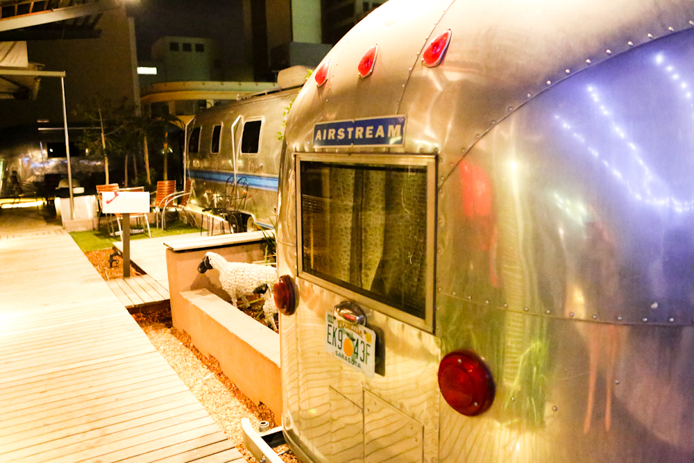 Grand Daddy Airstream park