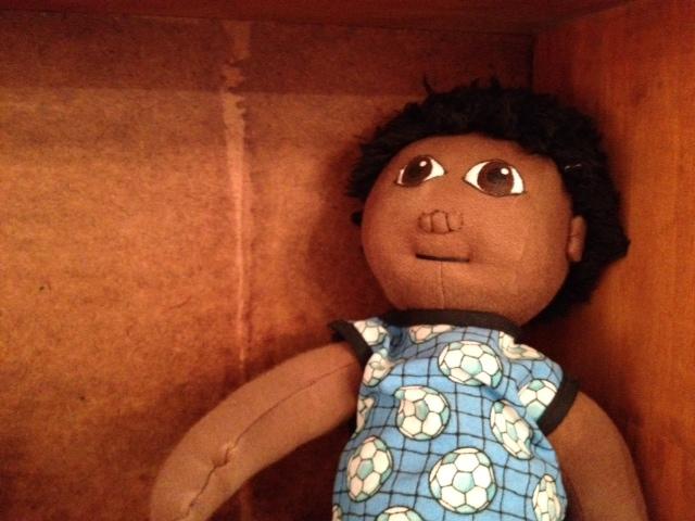 Uthandu dolls