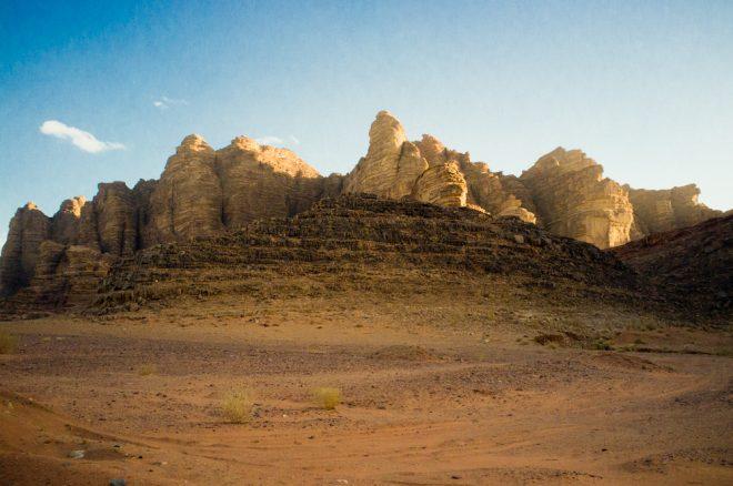Wadirum desert