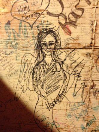 Bathroom Angel