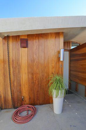 Hotel Lautner - Front door room 3 vertical