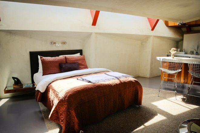 Hotel Lautner room