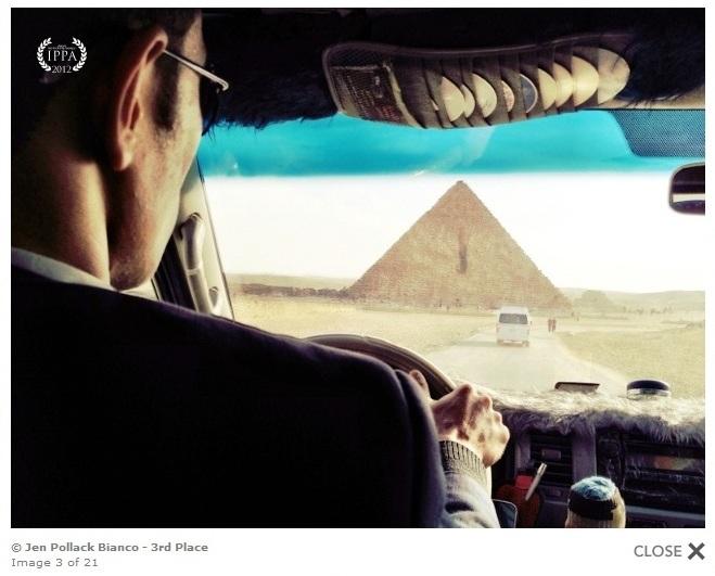 Road Trip to Giza