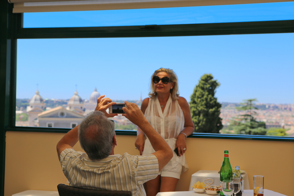 Great Rooftop Bars Of Rome Hotel Eden My Life S A Trip