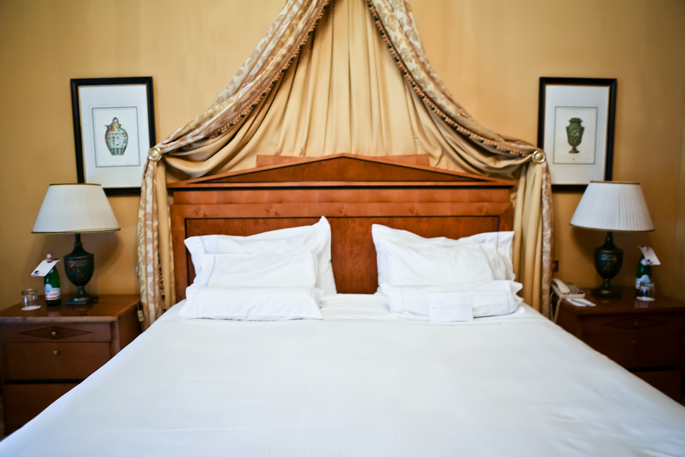 Matrimonio Bed Beda : Inside a veneto suite at the westin excelsior rome u2013 my lifes a trip