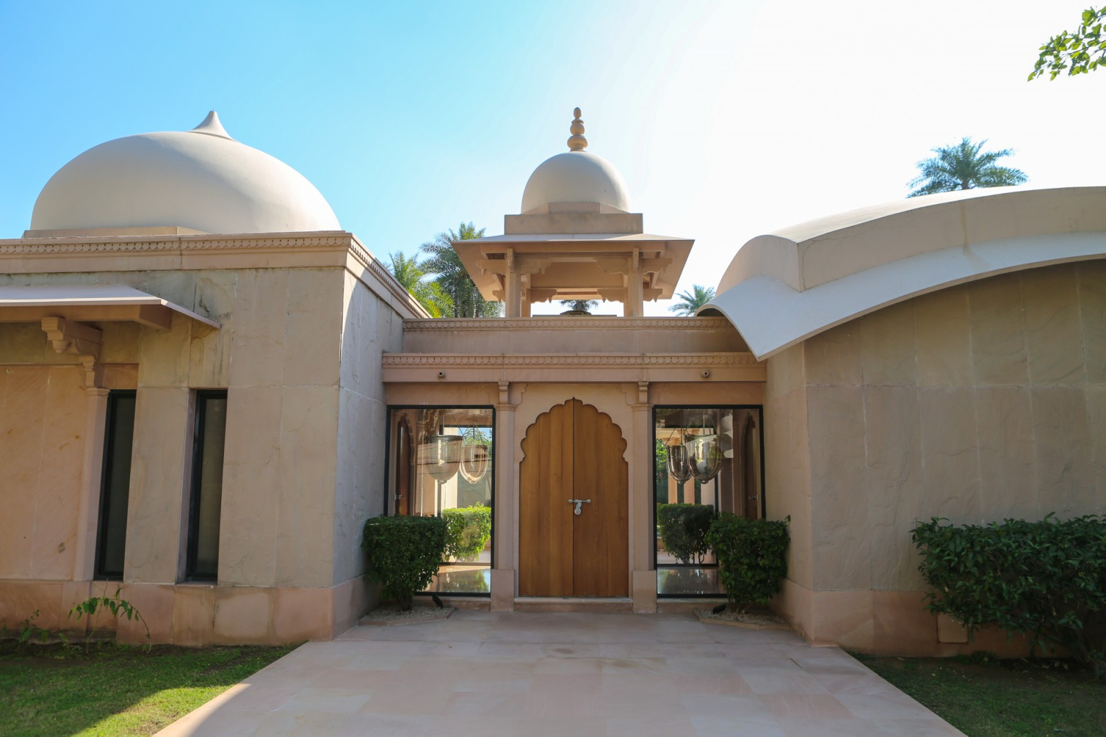 Hotel Review A Stay At The Amanbagh Rajasthan India My Life S