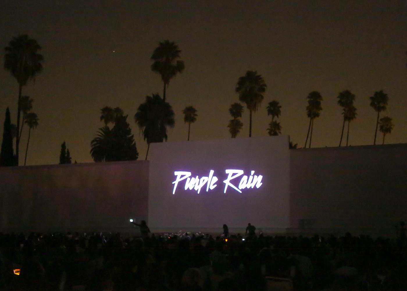 Cinespia Presents Purple Rain (30th Anniversary Screening